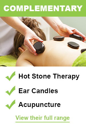 Complementary therapy products