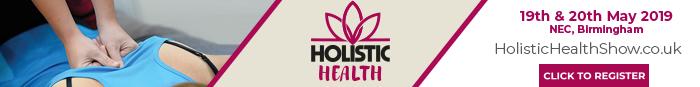 Holistic Health Show banner