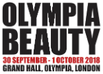 Olympia Beauty 2018 logo