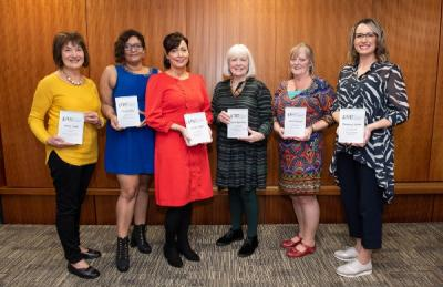 Pictured: 2019 FHT Excellence Awards winners