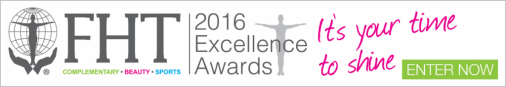 Federation of Holistic Therapists (FHT) - 2016 FHT Excellence Awards