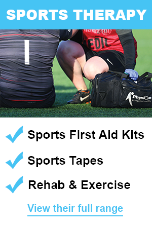 Sports therapy products